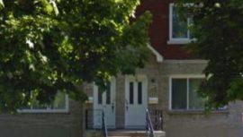 Anne's residence